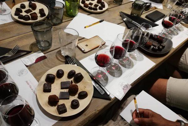 accords vins chocolat