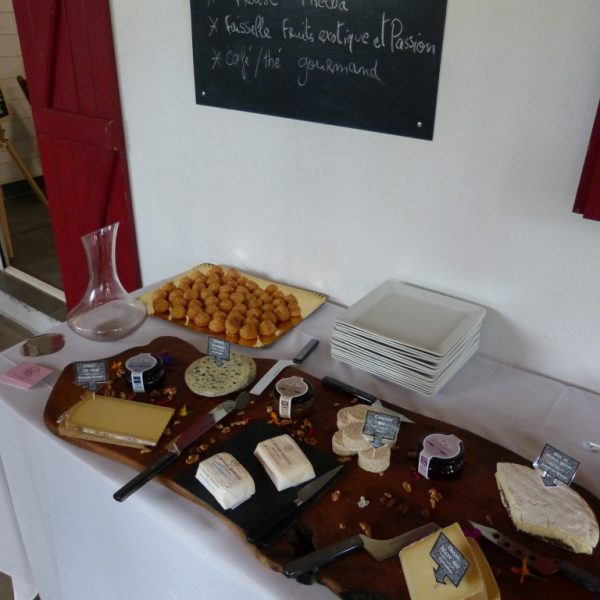 Ateliers Vins Fromages @Au Bon Fromage 2
