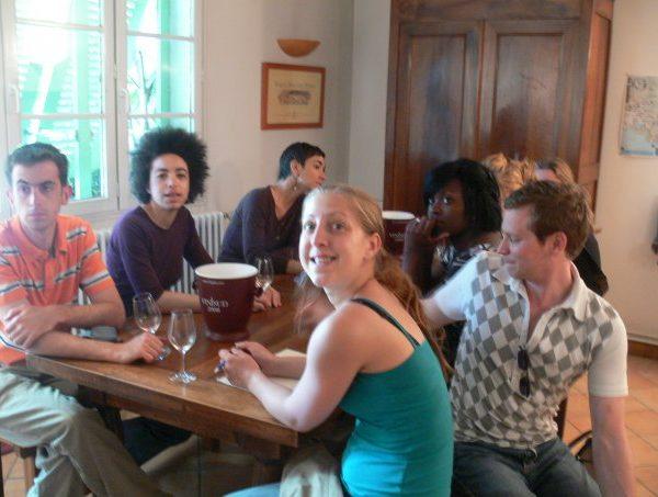 Une Nenette du vin dans le vignoble 15