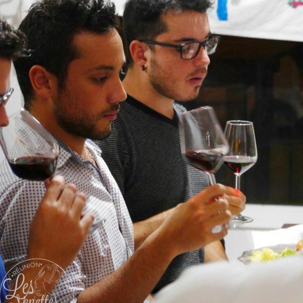Cours d'œnologie Unikaz Les Nenettes du Vin 1