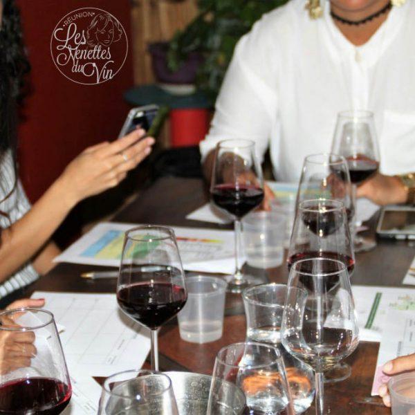Cours d'œnologie Unikaz Les Nenettes du Vin 18