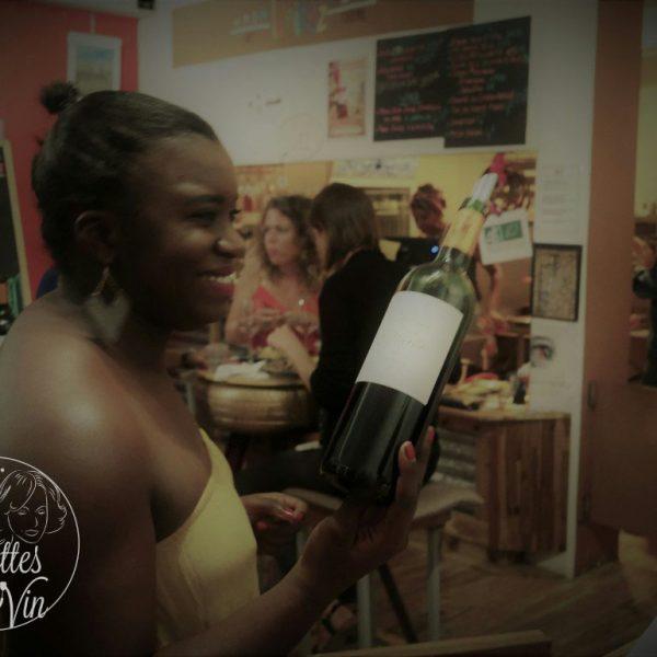 Cours d'œnologie Unikaz Les Nenettes du Vin 2