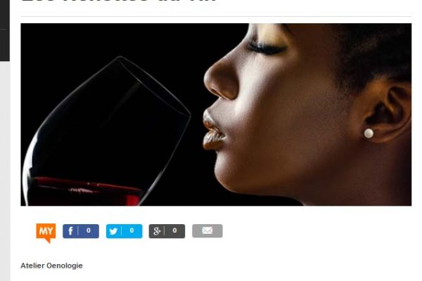 Les nenettes du vin Kris Sousa La presse en parle 44